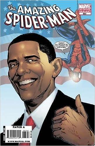 Resultado de imagen de obama spider-man