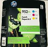 HP 952XL color set