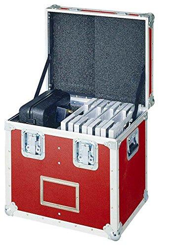 INTERCOMP Aluminum Frame Scale Pad Storage Case P/N 100055-R by Intercomp