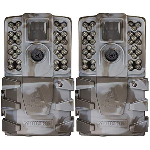 0' HD Video Low Glow Infrared Game Trail Camera (2 Pack) ()