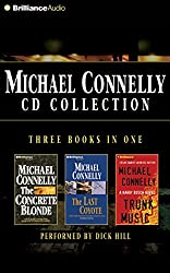 Image of the product Michael Connelly CD that is listed on the catalogue brand of Michael Connelly.