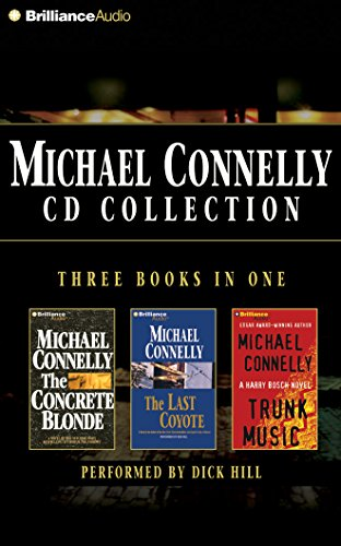 Michael Connelly CD Collection 2: The Concrete Blonde, The L