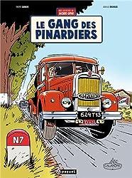 Une aventure de Jacques Gipar, Tome 1 : Le gang des pinardiers