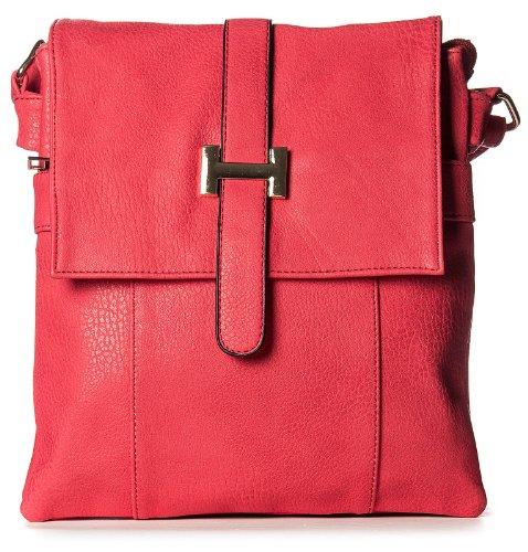 Beige Big Handbag Uomo One Shop Borsa Spalla A gHq61C