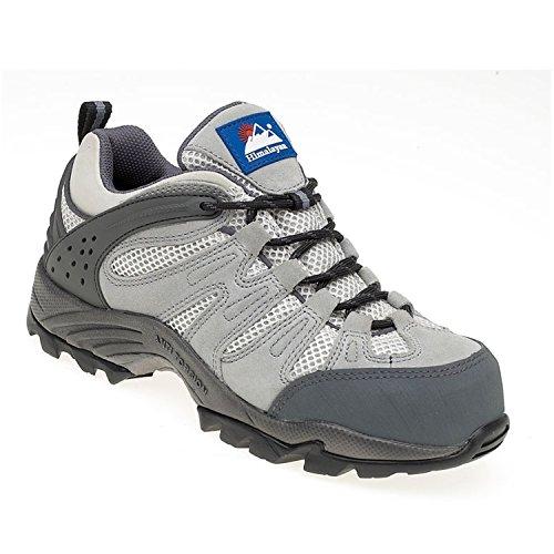 Trainer Composite Metal Safety Himalayan Grey Ladies Free qXBTgPaw