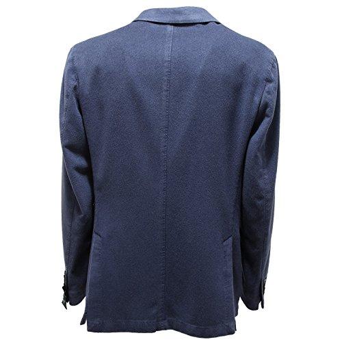 Giacche 3095m Blu Uomo Giacca Brando Jackets Men Coats a4w4zqxn