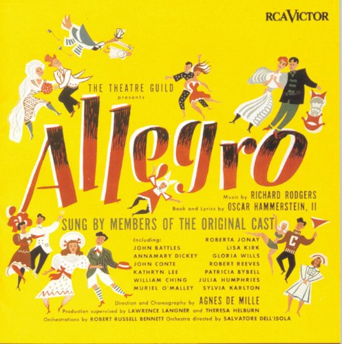 Allegro  Original Broadway Cast Recording