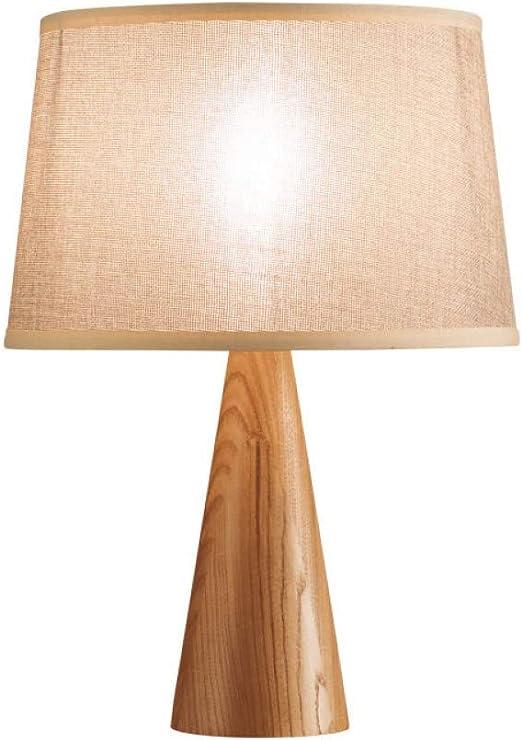 JFHGNJ lámpara de Mesa Dormitorio Lámpara de Mesa pequeña Mesita ...