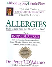 Eat Right For Your Type Allergies