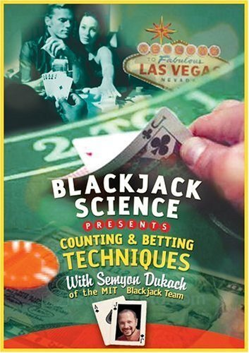 Blackjack Science Counting and Betting Techniques with Semyon Dukach by Katya Soldak Stysis (Blackjack Science)