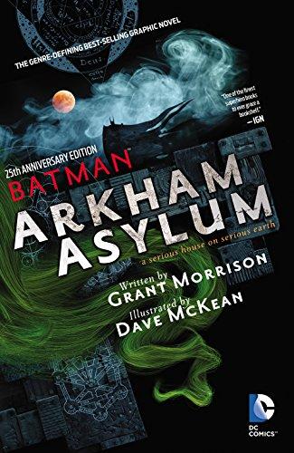 (Batman Arkham Asylum 25th)
