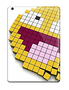 Theodore J. Smith's Shop New Style Tpu Air Protective Case Cover/ Ipad Case - Blocky Smiley Face 7744977K55597023