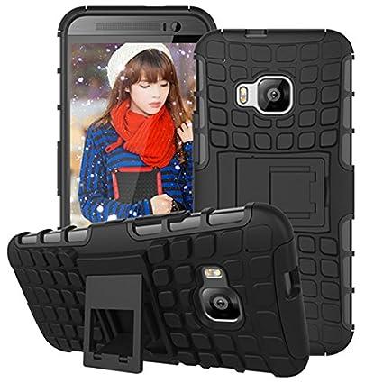 Amazon.com: HTC One M9 Case, funda rígida debin HTC One M9 ...