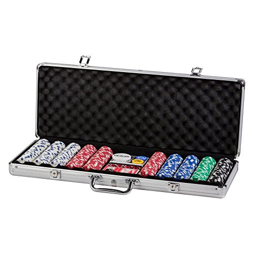 Why Should You Buy Triumph 500 Poker Chips with Case