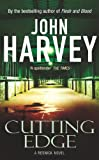 Front cover for the book Cutting Edge by John Harvey