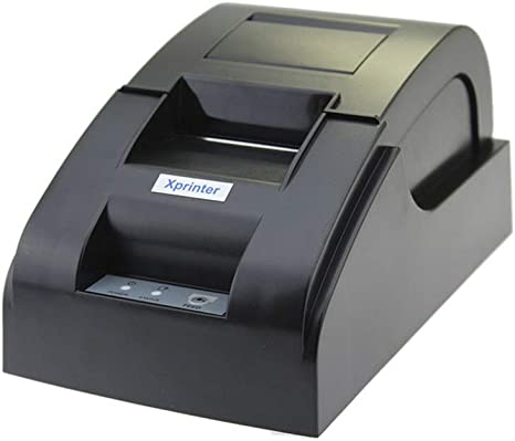 LDJC Impresión térmica USB, Controlador de Impresora térmica Directa 90mm / S Windous/XP 24V1.5A Fuente de alimentación Windous/XP Food Box Caja de Registro: Amazon.es: Deportes y aire libre