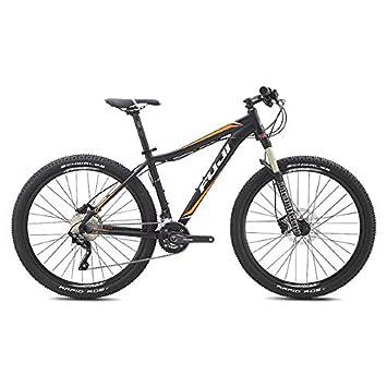 Fuji - Addy 1.1 Black Orange Race Mountain Bike - Frame Size: 15 ...