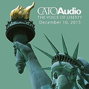 CatoAudio, December 2015 Speech