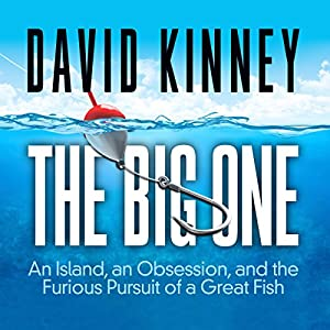 The Big One Audiobook