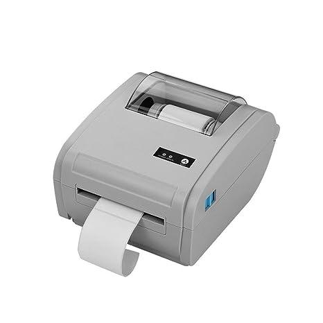 YC electronics Etiquetadoras Impresora de Papel térmica de ...