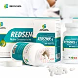 Redsenol – Contain 16 Rare Ginsenosides: Rk2 Rg5 Rh2 Rk1 Rk3 – Panax Ginseng Extract, 12% Rare Ginsenosides – 3 Bottles x 90 Capsules Review