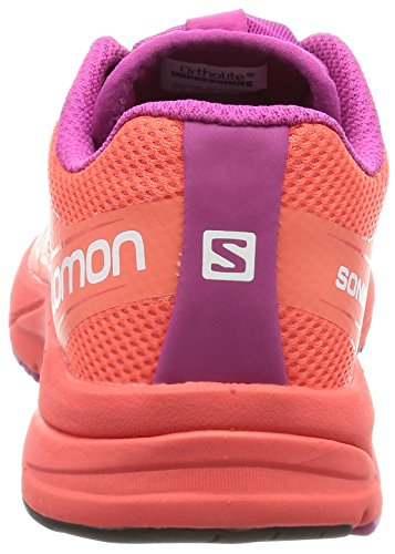 Deep Salomon W Orange Sonic Coral Punch Pro Dalhia zXazP