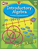 img - for Brighter Child  Master Math Introductory Algebra, Grade 5 (Brighter Child Workbooks) book / textbook / text book