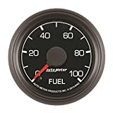 Auto Meter 8463 Ford Factory Match 2-1/16'' Electric Fuel Pressure Gauge (0-100 PSI, 52.4mm)