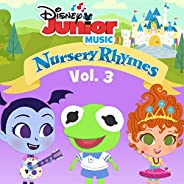 Disney Junior Music: Nursery Rhymes Vol. 3