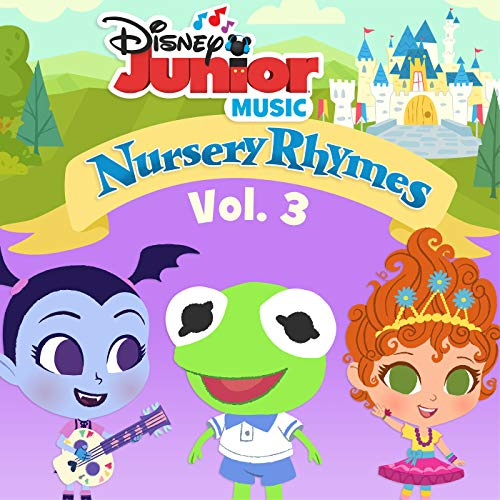 ... Disney Junior Music: Nursery R..