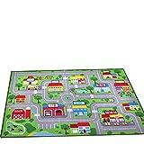 "YOUSA Kids Play Rug City Life Play Carpet 39""x59"" Review"