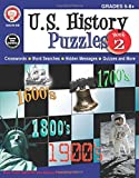 img - for U.S. History Puzzles, Book 2, Grades 5 - 8 book / textbook / text book