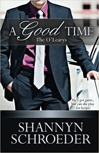 Book A Good Time by Shannyn Schroeder (2013-07-04)