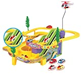 Liberty Imports |UPDATED EDITION| Track Racer Racing Cars Fun Toy for Kids (NO Music)