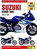 H3238 Suzuki GS500 Twins 1989-2008 Haynes Motorcycle Repair Manual