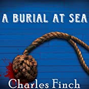 A Burial at Sea: Charles Lenox Mysteries Series #5 | Charles Finch