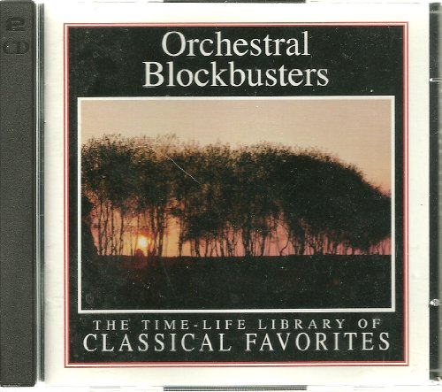 Orchestral BLockbusters (2 CD set) (The Time-Life Library of Classical Favorites