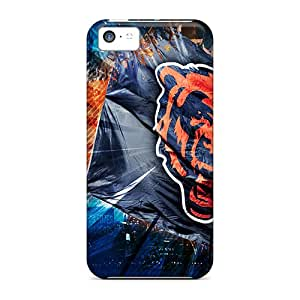 New Chicago Bears Tpu Skin Case Compatible With Iphone 5c