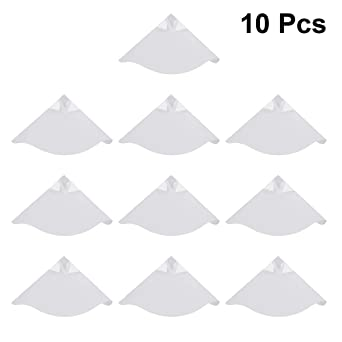 Hemobllo 10pcs filtros de filamentos de papel desechables ...