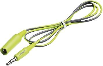 Bose® Cable alargador para auriculares deportivos SIE2 (verde ...