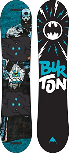 BURTON NUTRITION Burton - Youth Chopper Snowboard 2018, DC Comics, - Chopper Burton Youth