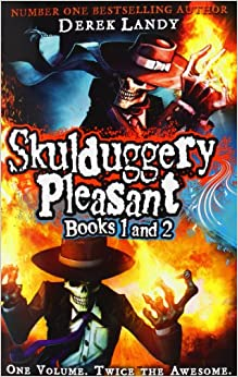 Book Skulduggery Pleasant 1 & 2: Two Books In One