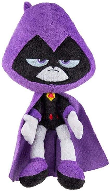 Teen Titans Go! Raven Juguete de Peluche: Amazon.es: Juguetes y juegos