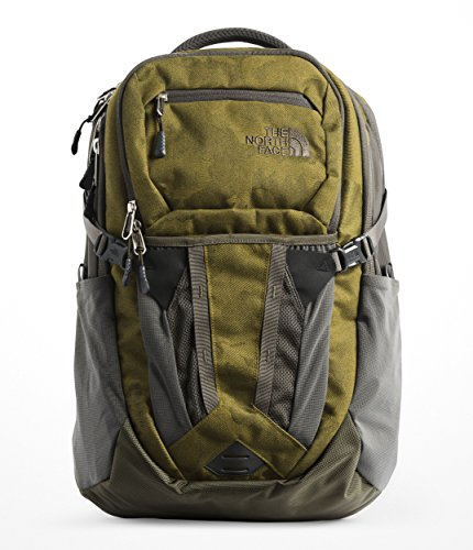The North Face Recon - Fir Green Camo Print & New Taupe Green - OS (Camo Taupe New)