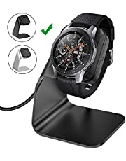 CAVN Charger Compatible with Samsung Galaxy Watch 42mm/46mm Charger Dock(Not for Galaxy Active), Replacement Charger Inductive Charger Stand Charging Cradle Dock Station for Galaxy Watch SM-R810