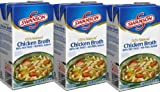 Swanson Chicken Broth - 32 oz. - 3 ct.