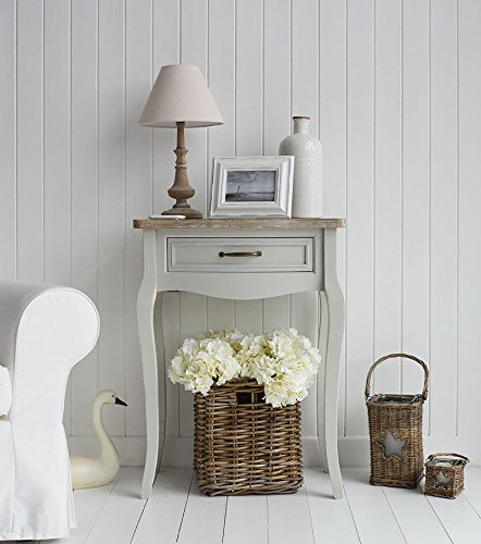 Bridgeport grey small console hall table lamp or bedside table bridgeport grey small console hall table lamp or bedside table furniture aloadofball Gallery
