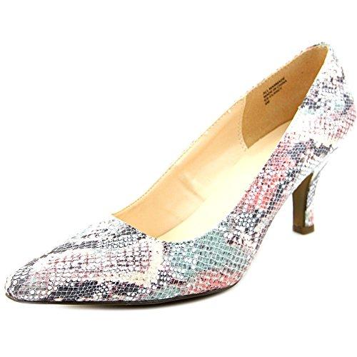 Karen Scott Women's Clancy Pink Seafoam Heels (9.5)