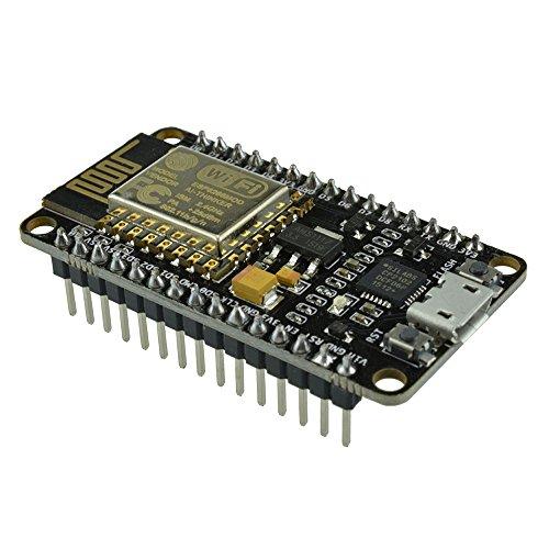 NodeMcu Lua V2 ESP8266 ESP-12E CP2102 ワイヤレスWiFiモジュールマイクロUSBインターフェース4 MBモノのインターネット開発ボード