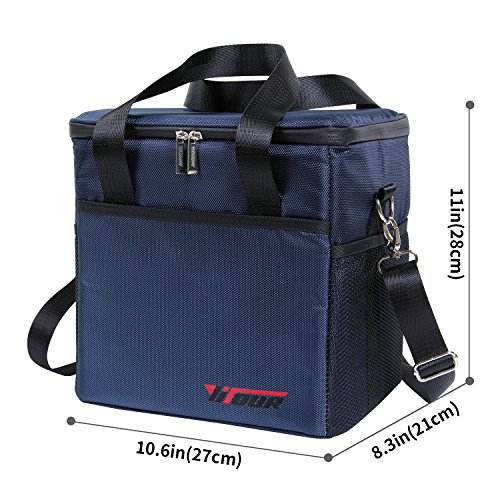 Lifewit insulated lunch box lunch bag thermal bento bag for Insulated office